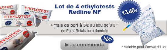 Acheter ethylotest NF