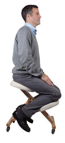 Stabido, le siège ergonomique contre le mal dedos